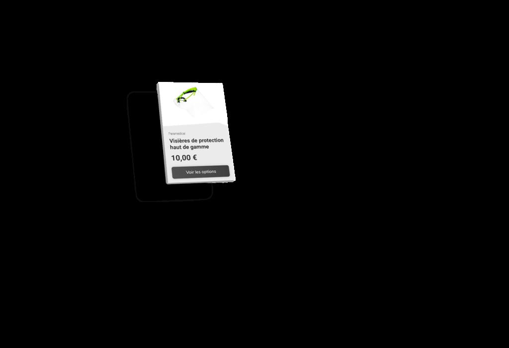 Boutique en ligne ZPP - Visières haut de gamme